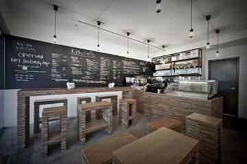 ẤN TƯỢNG VỚI MẪU THIẾT KẾ CAFE GIÁ RẺ Ở ĐÀ NẴNG