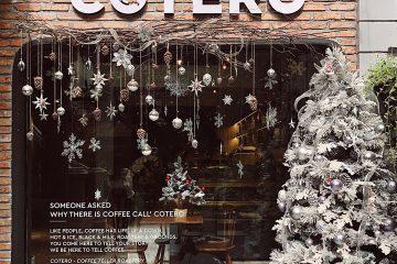 TRANG TRÍ QUÁN CAFE NOEL