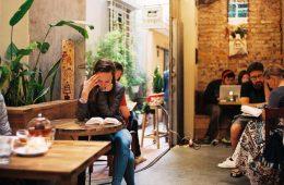 đối tượng khách hàng của quán cafe