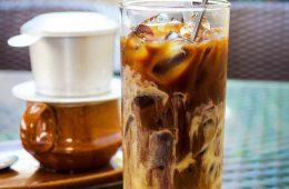 thức uống quán cafe