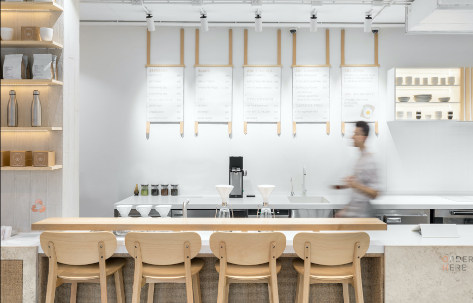 Quán Cafe Mới Mở