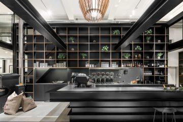 Thiết Kế Quầy Bar Quán Cafe