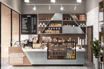Quán Cafe Bánh