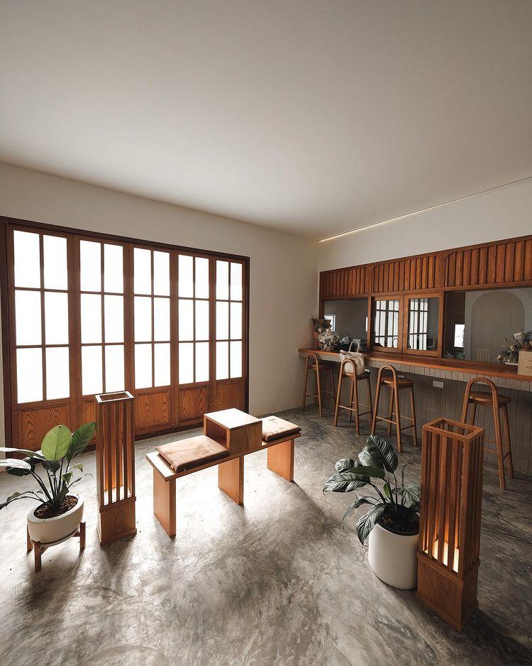 Quán Cafe Phong Cách Nhật