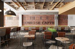 Quán Cafe Công Nghiệp