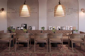 Thiết Kế Cafe Sách Ở Đắk Lắk