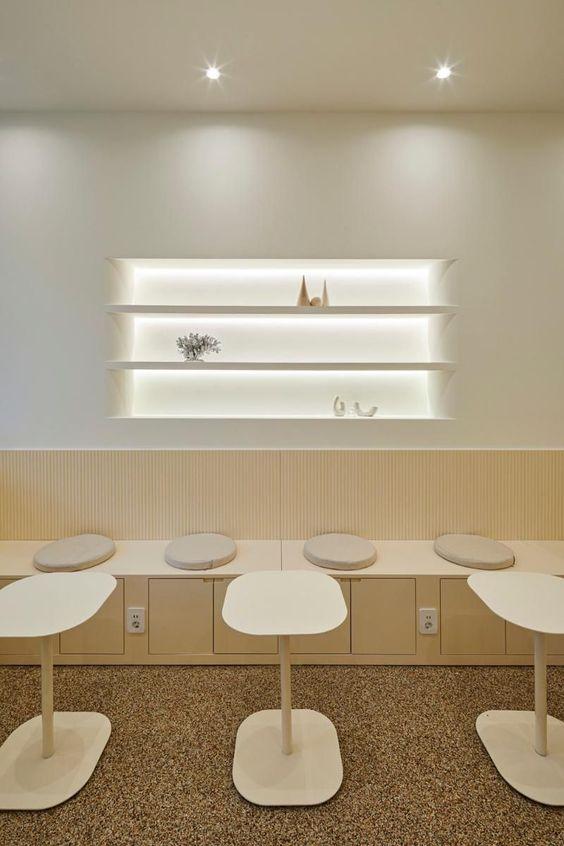 Thiết Kế Quán Cafe Phong Cách Đơn Giản