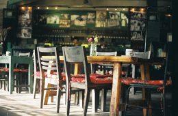 quán cafe phong cách vintage