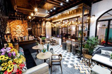 THỦ THUẬT DECOR QUÁN CAFE