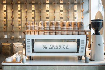 bộ nhận diện thương hiệu quán cafe