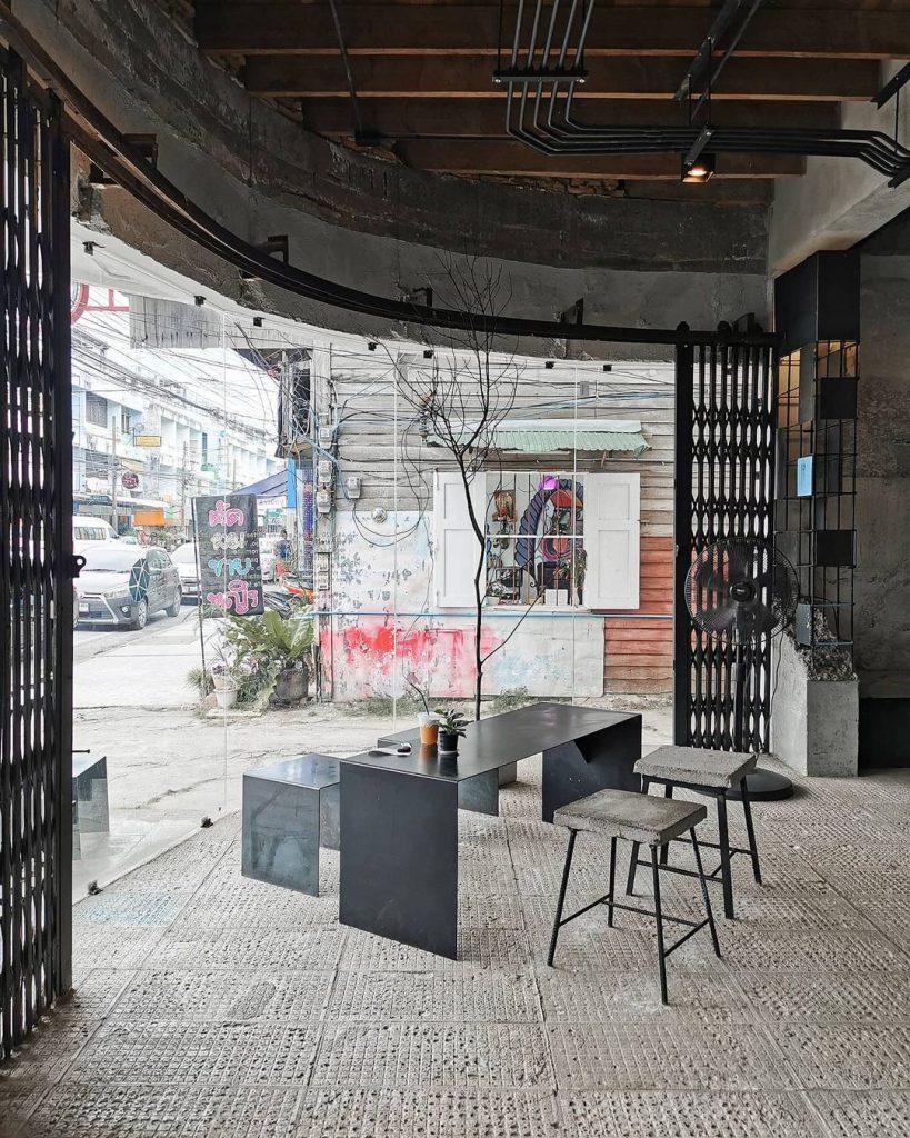 Quán Cafe Công Xưởng Chi Phí Thấp