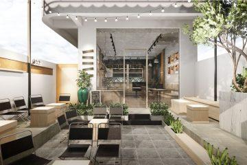 Thiết Kế Quán Cafe Ở Gia Lai