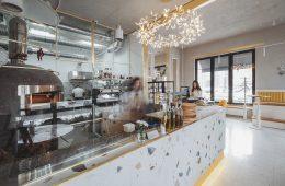 Quầy Bar Trong Quán Cafe
