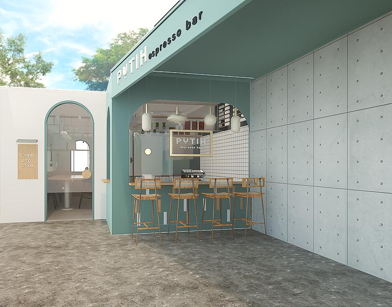 Thiết Kế Cafe Ở Đắk Lắk