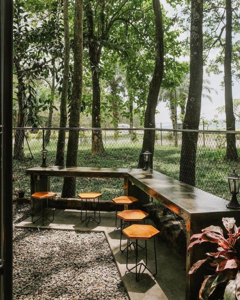 Thiết Kế Cafe Sân Vườn Ở Gia Lai