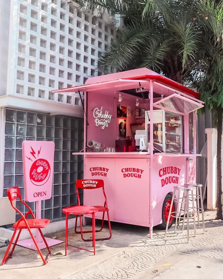 Cafe Xe Đẩy Ở Đà Nẵng